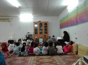 انطلاق البرنامج الشتوي في جميع مدارس القرآن الكريم