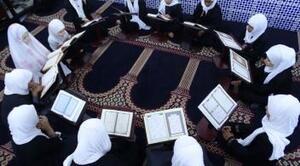 دورة الحفظ للمتقدمين بمدرسة أهل القرآن بالأنصب